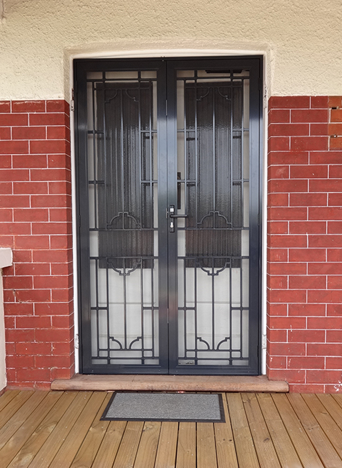 North Perth Screen Door Replacement